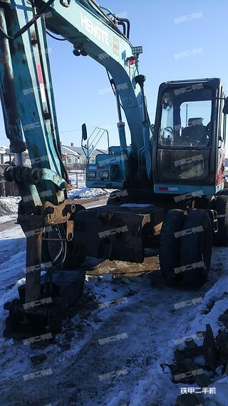 恒特重工HTL120A-2-4Z挖掘机