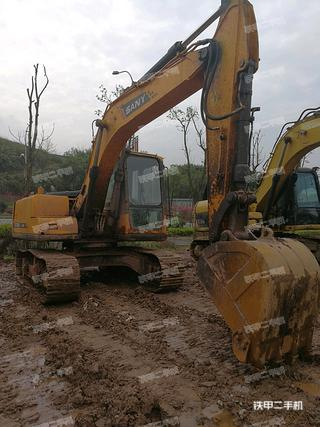 三一重工SY115C-9挖掘机