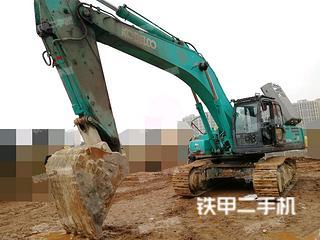 神钢SK460-8挖掘机