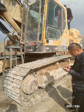 沃尔沃EC460挖掘机