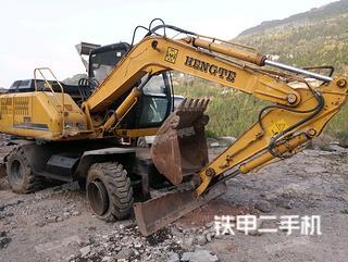 恒特重工HT80-7挖掘机