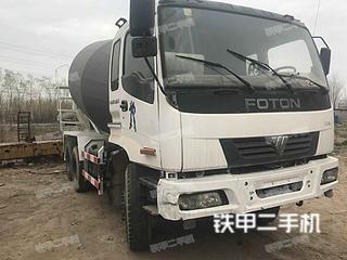 福田雷萨BJ5254GJB-S-10搅拌运输车