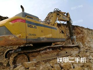 临工E6400F挖掘机