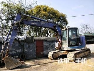 小松PC128US-2挖掘机