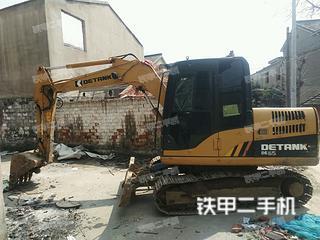 奇瑞迪凯重科DE65挖掘机