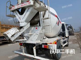 福田雷萨BJ5253GJB-2搅拌运输车