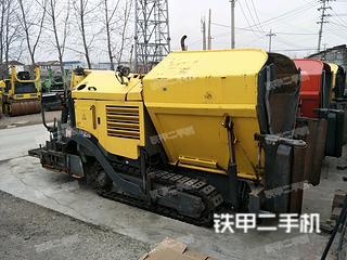 宝马格BF223C沥青摊铺机