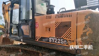 三一重工SY195C-9挖掘机