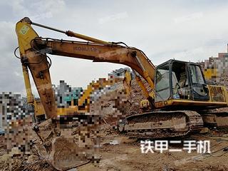 福工機械FUT923挖掘機實拍圖片