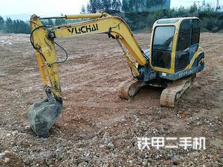 玉柴YC60-8挖掘机