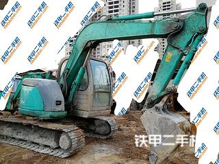神钢SK70挖掘机
