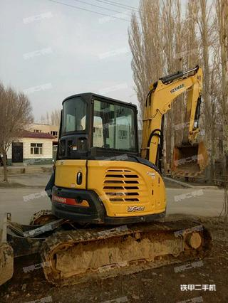 洋马Vio55-6B挖掘机