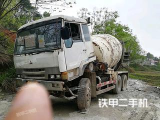 中集凌宇CLY5314GJB2搅拌运输车