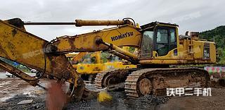 小松PC700-8E0挖掘机