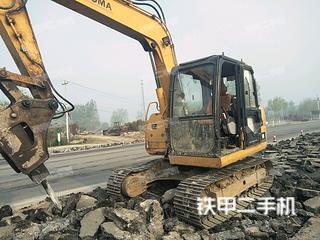 厦工XG808挖掘机