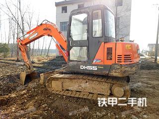 斗山DH55GOLD挖掘机