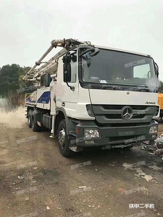 中联重科ZLJ5296THB38X-5RZ泵车