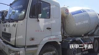 华菱星马AH5311GJB4搅拌运输车