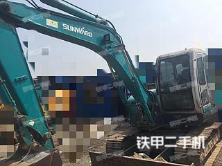山河智能SWE80N9挖掘机