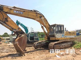 加藤HD1250VII挖掘机