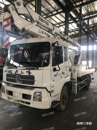 徐工XZJ5110JGK高空作业机械