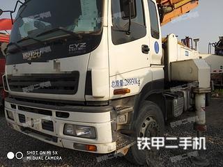 中联重科ZLJ5297THB40X-4Z泵车