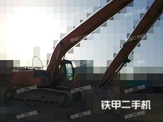 日立ZX210LC挖掘机