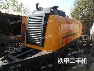 三一重工HBT8018C-5D拖泵