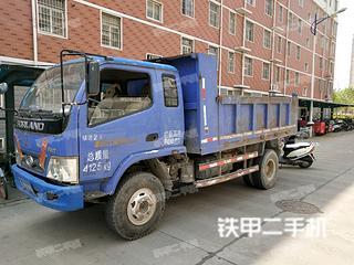福田欧曼4X2工程自卸车
