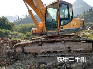 现代R275LC-9T挖掘机