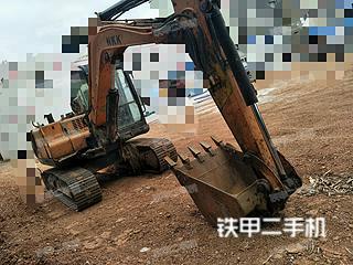 京城长野NS75-7s动臂侧移挖掘机