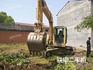 临工E680F挖掘机