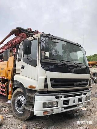 三一重工SY5313THB43D泵车