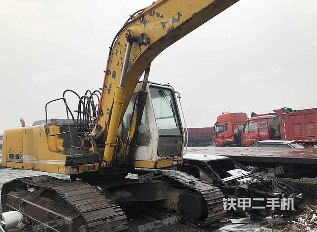山西吕梁市利勃海尔R924B挖掘机