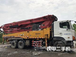 三一重工SY5310THB40B43D泵车