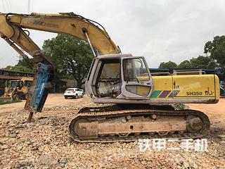 住友SH350HD-A2挖掘机