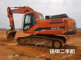 斗山DH215LC-9挖掘机
