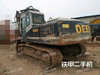 德尔重工323ELZN挖掘机
