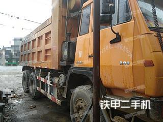 陕汽重卡4X2工程自卸车