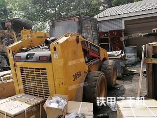 柳工CLG385B滑移装载机