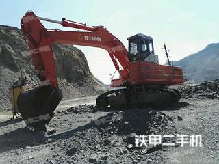 邦立重機CED750-7電動液壓正鏟挖掘機實拍圖片