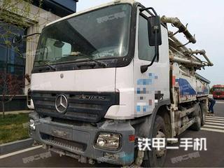 中联重科ZLJ5294THB125-37泵车