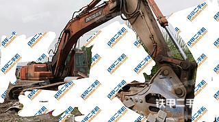斗山DH420挖掘机