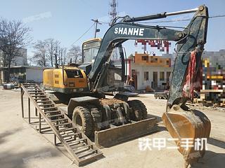 山东力士LS750挖掘机