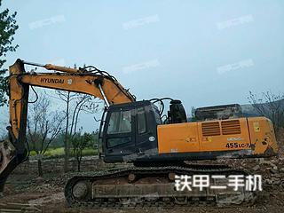 现代R455LC-7