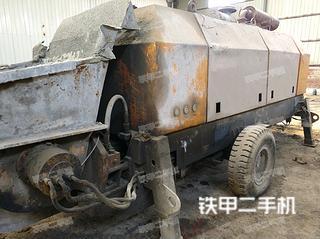三一重工HBT80C-1818D-III拖泵