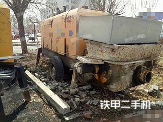 驰森机械HBT80.1813.130RS拖泵