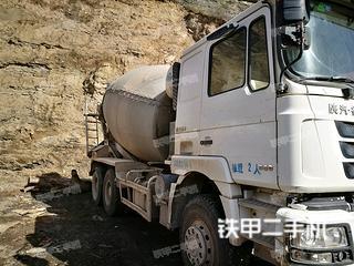 鸿达建工HDT5251GJB搅拌运输车