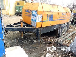 三一重工SY5190TB25泵车