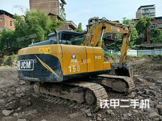 山重建机JCM913C